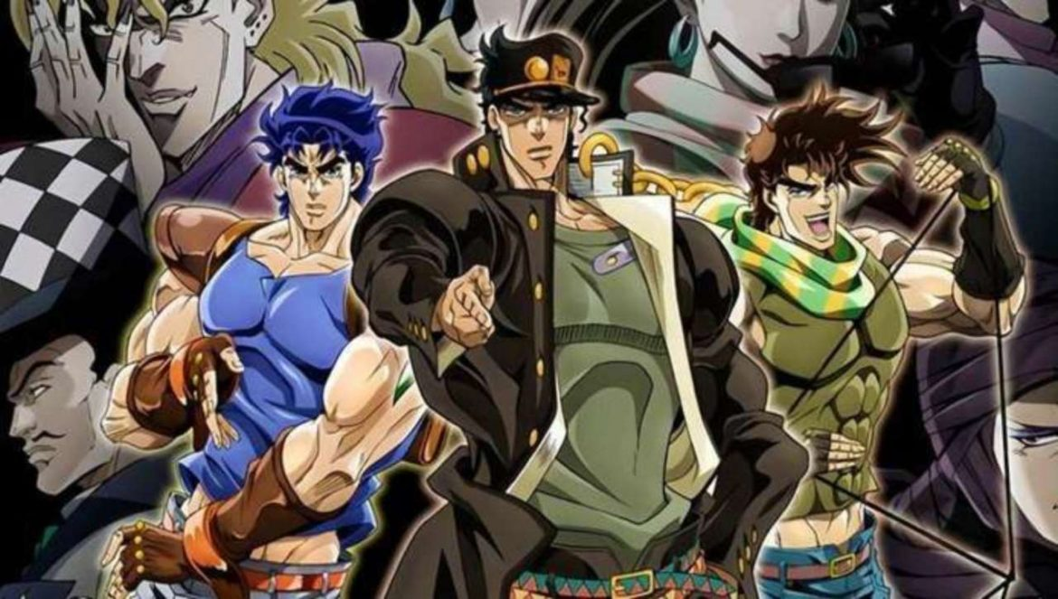 Represent Your Love of JoJo's Bizarre Adventure by Owning Jotaro Kujo Merch