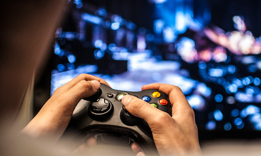 Health benefits obtained by playing video games