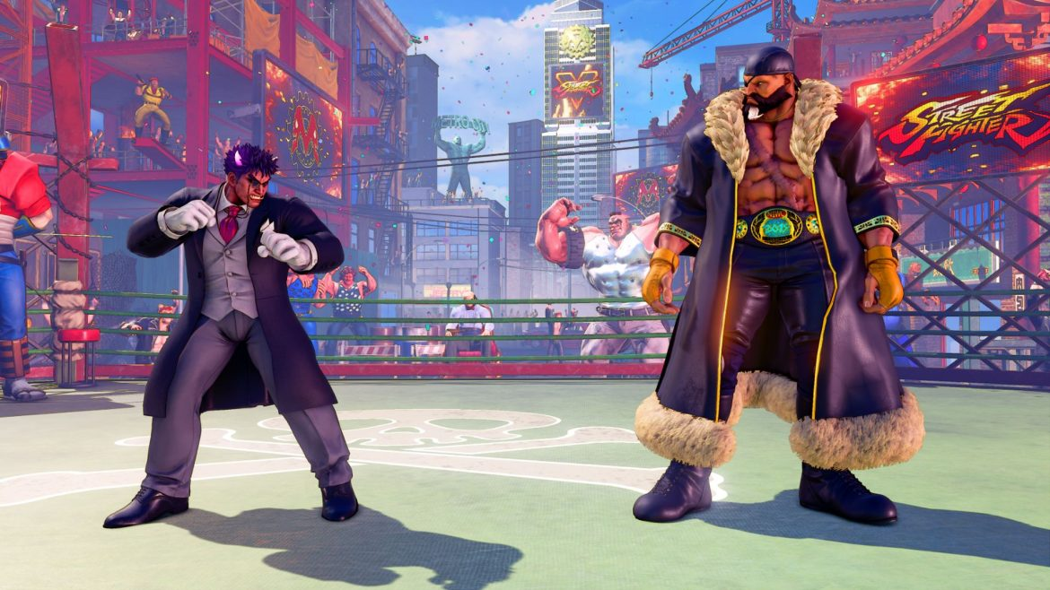 Street fighter 5 – things to consider