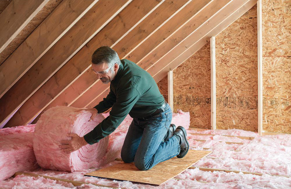 Let's Know Services Of Attic Insulation