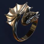 Impressive Rings with Outstanding Patterns