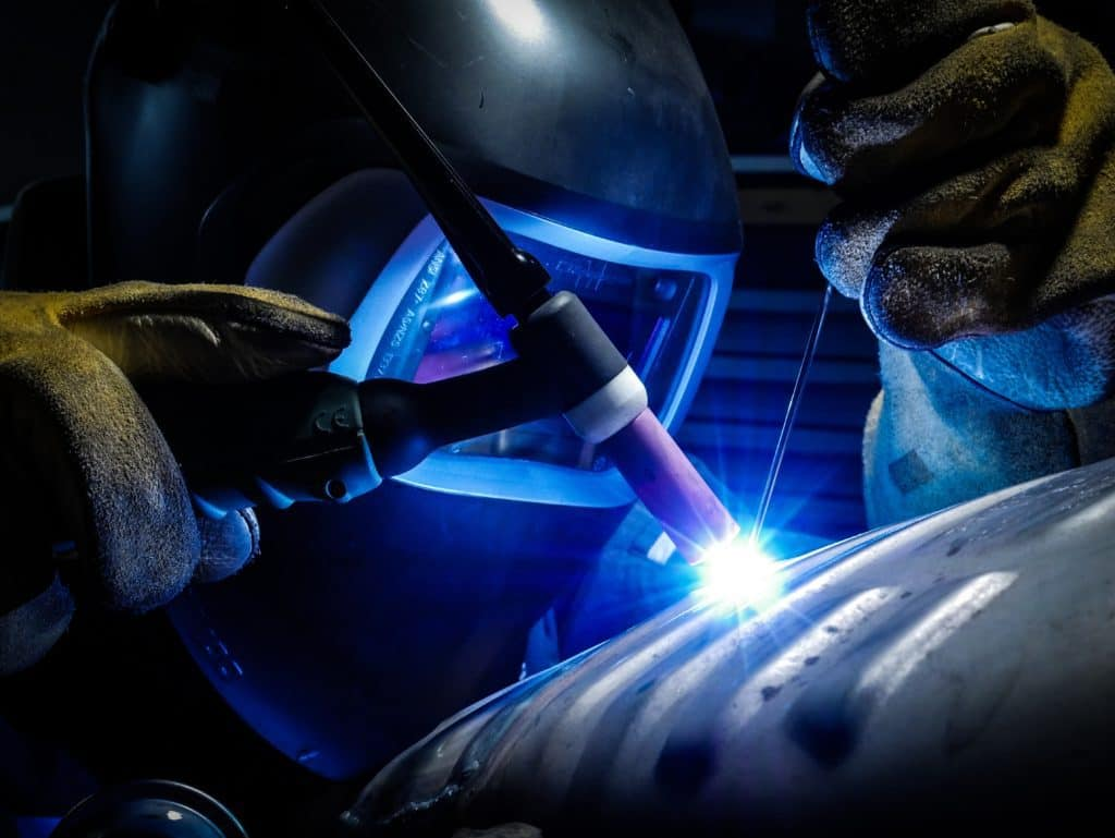 Important considerations while choosing a welding type
